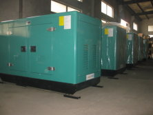 5 Cummins Generators Ship to Thailand