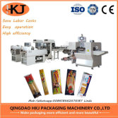 Automatic noodle weighing and packing machine