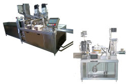 Fully Auto Cartridge / Sausage Filling Machine for Silicone / PU / MS Sealant