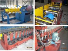 Production Line for Roll Forming machine