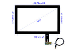 "18.5"" Capacitive Touch Screen CT-C8155"