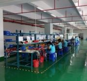 Wire harness & Cable assembly shopfloor