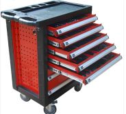 228pcs Trolley tool cabinet