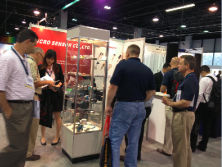 Pressure Sensors and Transducers Exhibition at Sensor Expo in USA