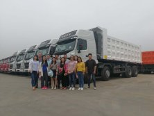 Chengda Team In Sinotruck