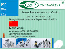 2017 PTC Asia Power Transmission and Control