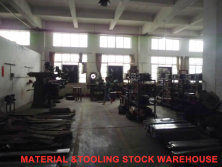 MATERIAL &TOOLING STOCK WAREHOUSE