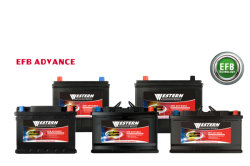 Advance EFB Start-Stop Car Battery Series