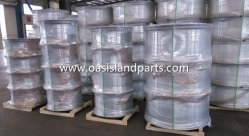 Agricultural wheel rim′s packing