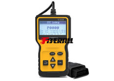 Multi Function OBD-II Code Scanner and Auto Diagnostic Tool