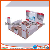Portable Exhibition Booth, Aluminum Quick Show Pipedrape Folding Booth