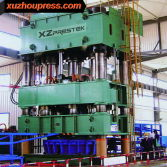 Y28 Double Action Hydraulic Drawing Press