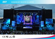 P4.81mm outdoor rental led display for 108sqm