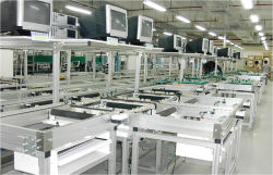 Modular production line