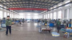 steel wire hose workshop