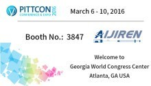 Top News:2016 PITTCON CONFERENCE & EXPO