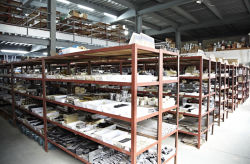 Spare parts wearhouse 2