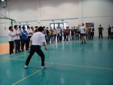 2017-08-26 Wonderful Badminton Match In Progress