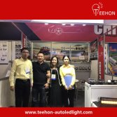 Teehon attended the AAPEX 2017 in LAS VEGAS