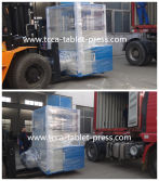 Have you shipped your powder compaction machine to USA?