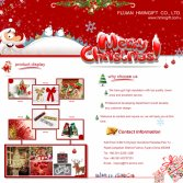 A variety of Christmas products, waiting for you