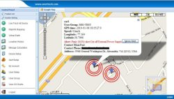 Free GPS Web Tracking Centre System Service_Onertrack
