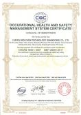 ISO CERTIFICATES-OHSAS18001