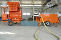 Precautions of investing foam concrete production line