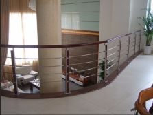 Balcony Railing for African Customer