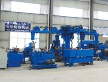 Anchor Chain Manucturing Machine