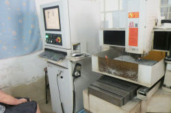 Manufacturing step -- First mould