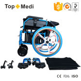 Topmedi New Electric Power Wheelchair