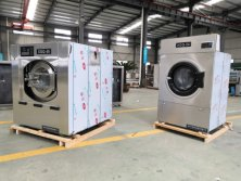 Washer Extractor 50kgs and Tumbler Dryer 50kgs Waiting for Package