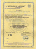 FCC Certificates of Cantonk