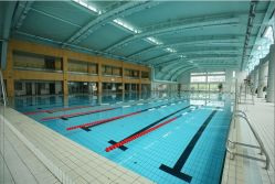 Yuanshen Swimming Gymnasium in Shanghai City