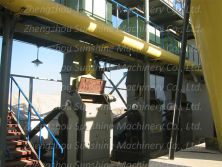 Oil Mill Plant for cotton seeds