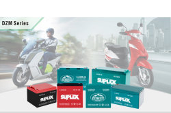 DZM Electric Scooter Battery Series