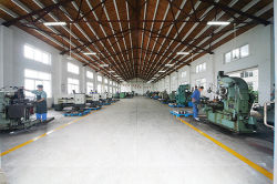 Hydraulic tools factory