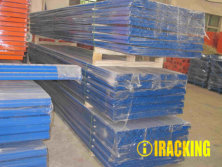 Standard Export Packing for RACKING POSTS 2