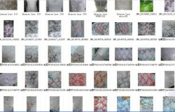 Leaderbridals Stock Lace Fabrics for Wedding Dresses Evening Prom Gowns