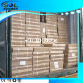 Rubber tile package