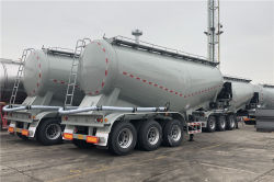 10 Units Cement Tanker Trailer to Myanmar