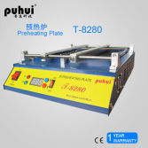 Preheating Oven T8280