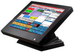 "High Quality 15"" Touch Screen POS TPV All in One POS system"