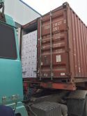 export 6000 boxes silicone sealant to Brazil