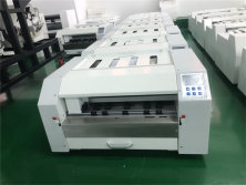 Sheet Label Cutting Machine Workshop