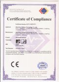 RoHS certificate of Bluetooth Headset