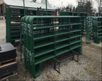 USA Powder Coated 12ft Cattle Panel/Corral Panel