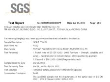 NS02 SGS TEST REPORT