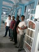 Congratulations to Bangladesh customers on the successful installation of the machine